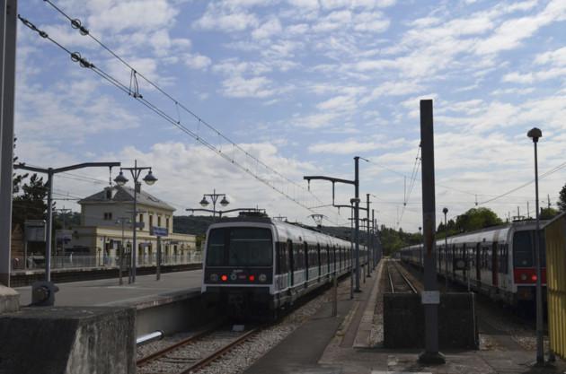 78actu parle du projet : la gare de Saint-Rémy